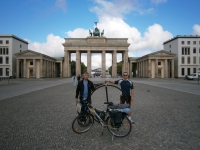 Berlin - Prague Ride<br>without support<br>Germany, Czech Republic