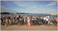 Foundation of the Cycling Club<br>St.Petersburg<br>Russia